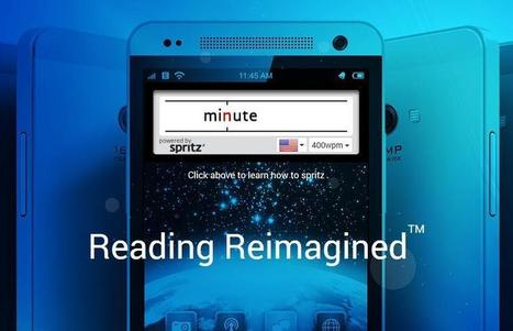 Not So Fast: Speed-Reading App Fails To Convince Experts - NBC News | Reading discovery | Scoop.it