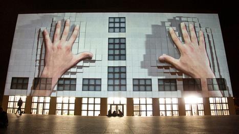 Videomapping: el futuro de la publicidad urbana - PR Noticias (Comunicado de prensa) | Marketing | Scoop.it