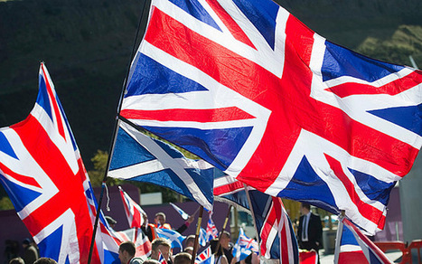 Federalism is the only solution to Britain's constitutional crisis | My Scotland | Scoop.it