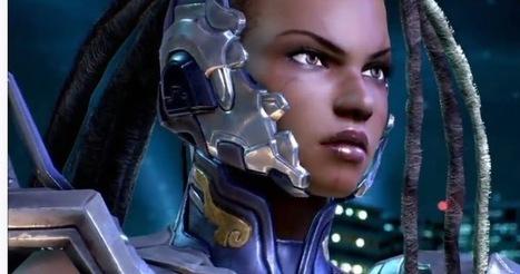 Tekken 7: Fated Retribution Adds New Character Master Raven | Thezonegamer | Scoop.it