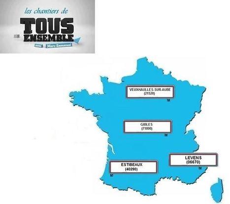 TOUS ENSEMBLE : chantier solidaire à Gibles (71800) | Tout Ce Qui Se Passe Près De Chez Moi .fr | Scoop.it