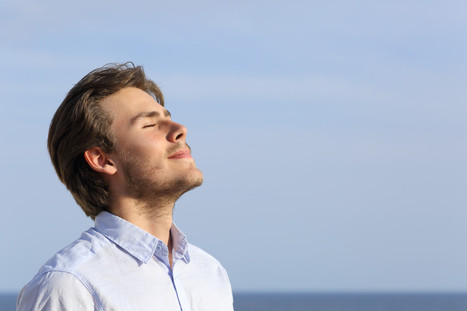 Feel Overwhelmed? Take a Breath | Three Principles Based Well-Being | Scoop.it