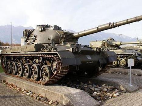 ¡Destructivas! Estas fueron las armas usadas en la II Guerra Mundial - Perú.com | La decadencia de las democracias y la segunda guerra mundial | Scoop.it