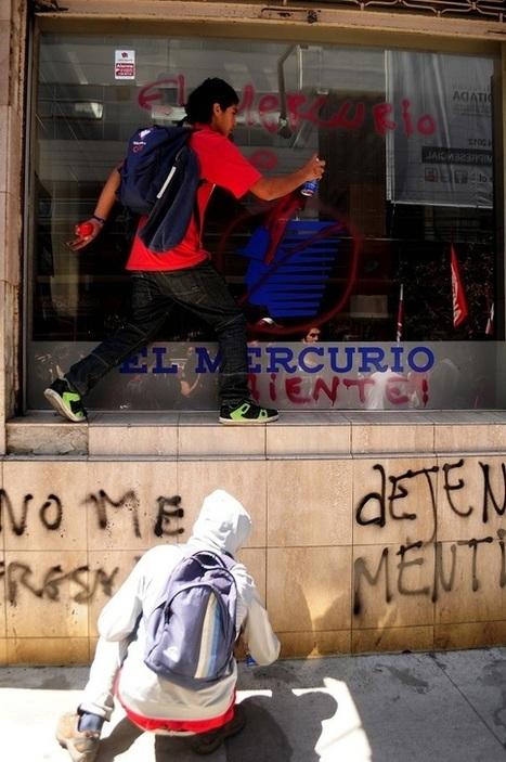 El graffiti y el poder, el papel de la imaginación en la revolución de ...   El Mayo frances   Scoop.it