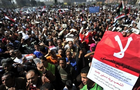 Egypt vote contrasts with thuggery and rigging of past | Coveting Freedom | Scoop.it