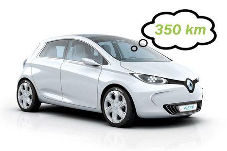 A Parigi sarà svelata la nuova Renault Zoe con 350 km di autonomia | green car | Scoop.it