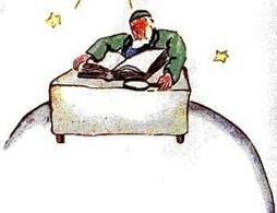 LE PETIT PRINCE - Texte et lecture | FLE: CULTURE ET CIVILISATION-DIDACTIQUE | Scoop.it