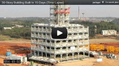 Chinese firm to build world's tallest building in only 90 days | China on Top with worlds tallest building in 90days | Scoop.it
