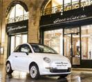 LVMH - Virée élégante avec Fiat et La Petite Robe Noire, Rouler en toute élégance   innovating communication   Scoop.it
