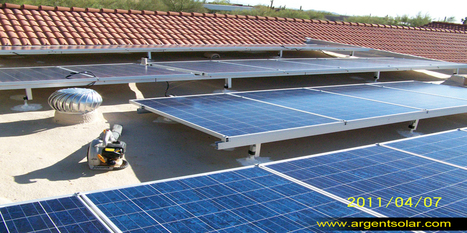 Residential Solar Financing in Phoenix, Argent Solar can be counted on as your go-to provider. | Argentsolar | Scoop.it