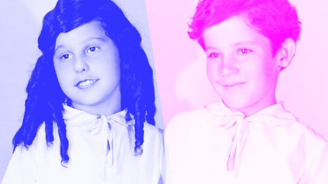 How Pink And Blue Became Gender-Specific | Creative Feeds | Scoop.it
