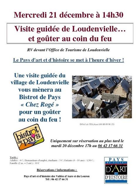 Sorties hivernales du Pays d'art et d'histoire | Vallée d'Aure - Pyrénées | Scoop.it