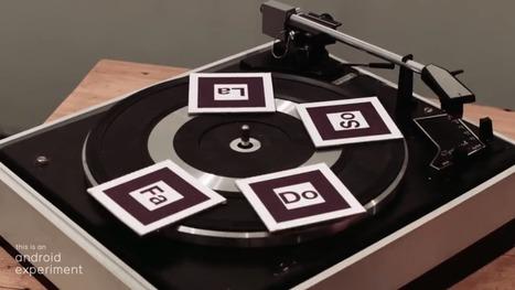AR Music Kit transforme vos objets en instruments de musique avec du papier imprimé - Tech - Numerama   MusicGeek   Scoop.it