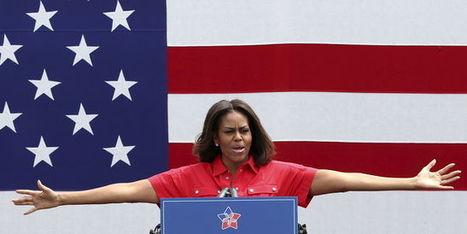 Michelle Obama, l'impossible et idéale candidate à la Maison Blanche | Communication Politique [#ComPol] | Scoop.it