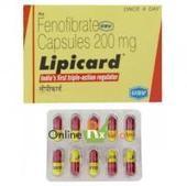 Tricor 200mg Tablets, Lipicard 200mg, Buy Cheap Tricor Tablets Online | Cholesterol Tablets Online | Scoop.it