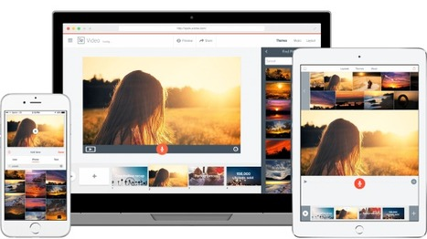 Adobe lance Spark, un outil gratuit pour créer des images et des vidéos pour les réseaux sociaux - Blog du Modérateur | Réseaux sociaux & E-réputation | Scoop.it