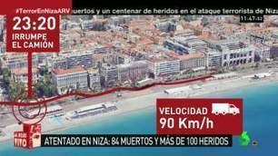 Al menos 84 muertos y 50 heridos críticos tras el brutal atentado con un camión en Niza   Necesidad de saber   Scoop.it