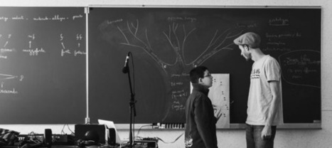 Future Fridays: Chapelier Fou's Végétophone Teaches Electronic Music To Children | music innovation | Scoop.it