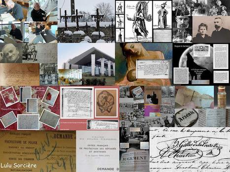 Lulu Sorcière Archive: Salut l'archiviste !   GenealoNet   Scoop.it