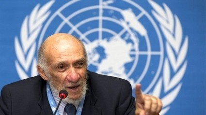 Stealing Palestine: interview with Richard Falk | Redress Information ... | human rights for Palestine | Scoop.it