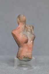 """Predynastic figurines are gaining attention, recently featuring on posters & on """"True Blood""""! 