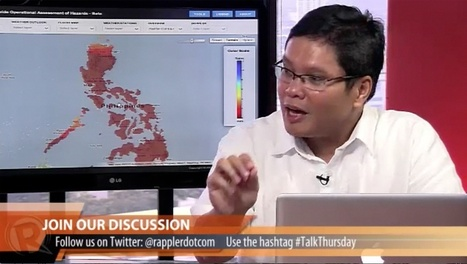"""Filipino scientist lauded for disaster research (""""a lot of actual data in a vulnerable country"""")   Earth Citizens Perspective   Scoop.it"""