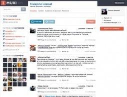 [Interview] - Muxi, le réseau social par métier + invits | WebActus | googleplus | Scoop.it
