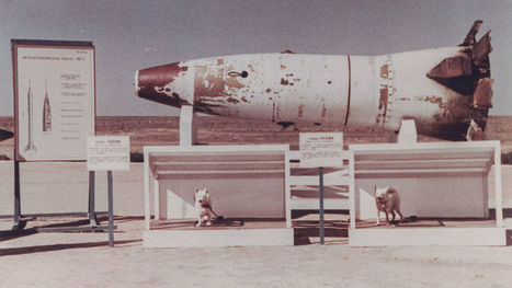 Recently Declassified Photos Show the Birth of the Soviet Space Program   Outbreaks of Futurity   Scoop.it