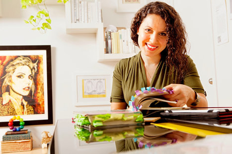 Maria Popova Has Some Big Ideas | Thinking, Speaking, and Writing | Scoop.it