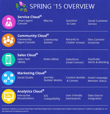 Spring '15 Release Notes: The SFDC's New Year Gift! | Digital Marketing | Scoop.it
