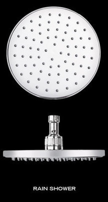Rainfall Shower Head - Ecocamel | Stephane Marchand With His Family | Scoop.it