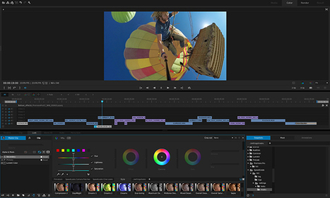 2015 release of SpeedGrade CC available now | Colorist | Scoop.it