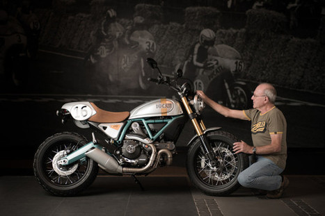 Limited Edition: the Ducati Paul Smart Scrambler | Bike EXIF | Ductalk Ducati News | Scoop.it