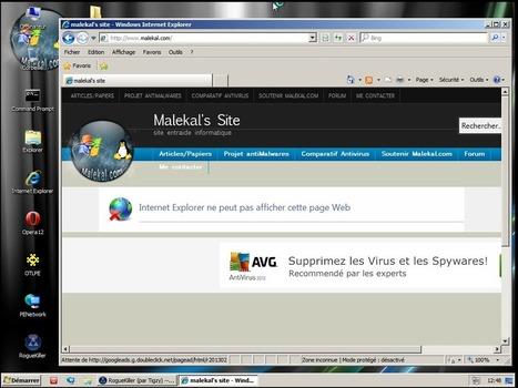 Malekal Live CD : pour désinfecter efficacement votre ordinateur... | TICE, Web 2.0, logiciels libres | Scoop.it