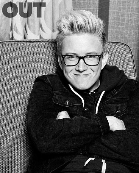 Tyler Oakley And The Cult Of Oversharing | Gay News | Scoop.it