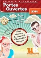 Journées Portes Ouvertes (JPO) - Formation Bourgogne   Les formations à l'université de Bourgogne   Orientation lycée Condorcet   Scoop.it