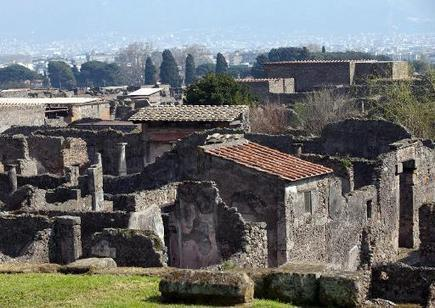 Sensors and satellites deployed to save Pompeii | Teaching history and archaeology to kids | Scoop.it