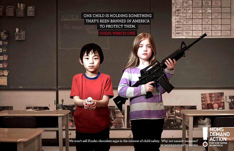 Armes à feu : le cauchemar américain en chiffres | SandyPims | Scoop.it
