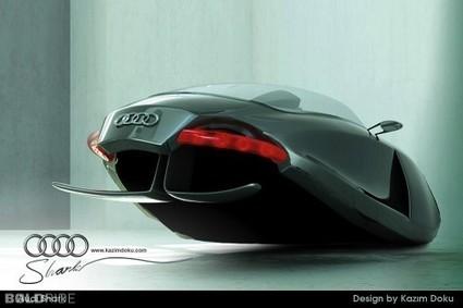 Audi Shark Concept | Kazim Doku - Arch2O.com | Architecture and Design | Scoop.it