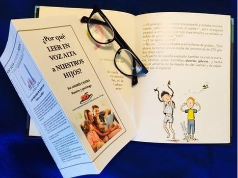 Leer en voz alta a los hijos: Un arma de construcción masiva del gusto por leer - Comprension-lectora.org | Estratègies de lectura i escriptura | Scoop.it