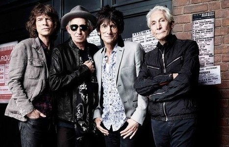 The Rolling Stones say they haven't been approached by Coachella | Consequence of Sound | MUSIC CONTENTS | Scoop.it