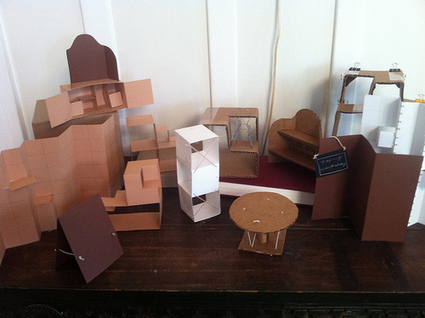 Pop-up furniture workshop | The Tinkering Studio Blog | Exploratorium | Heron | Scoop.it