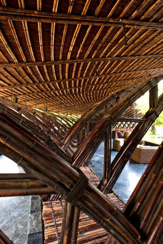 Bamboo Wing, Vo Trong Nghia Co., Ltd., world architecture news, architecture jobs | Conviviando | Scoop.it