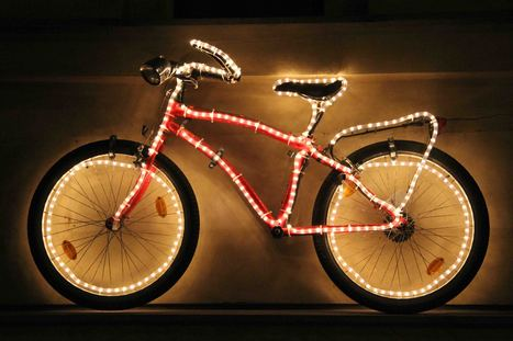 Retro Front Bike Light from Magicshine with an Impressive Output | Bike Lights Uk | Scoop.it