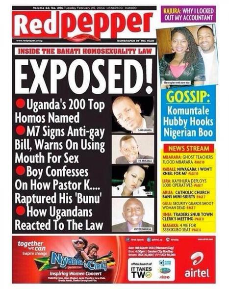 Ouganda: Orange met fin à son contrat avec le tabloïd «Red Pepper» | DocPresseESJ | Scoop.it