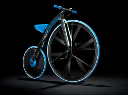 The Concept 1865 Velocipede Is Ye Olde Fashioned Fun - Gas 2 | Heron | Scoop.it