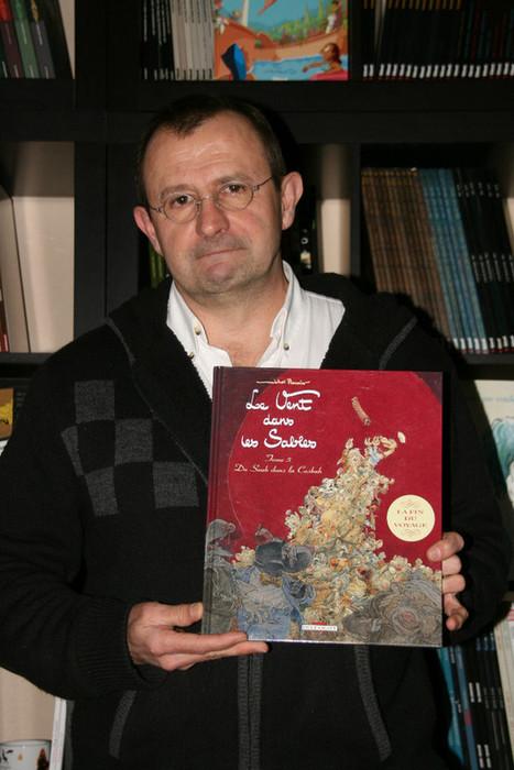 Grand prix de la BD bretonne : ils défendent leur choix | BD, bibliothèques et édition | Scoop.it