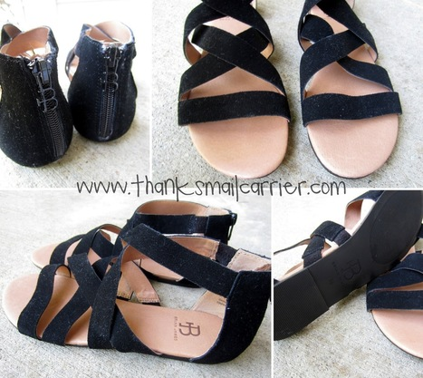 Thanks, Mail Carrier | Comfort and Style for Women: Brian James Footwear {Review & Giveaway} | stylish women | Scoop.it