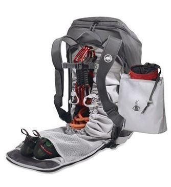 mochila de escalada de mammut Neon Gear 45 | FISURA, tienda de ... | Montaña | Scoop.it