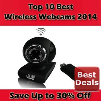 Best Wireless Webcams 2014 | BestList | Scoop.it